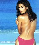 Yasmeen Ghauri muslim model
