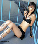 Yuko Ogura leather