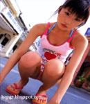 Yuko Ogura In Pink