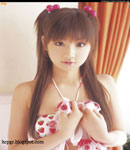 Yuko Ogura heart top
