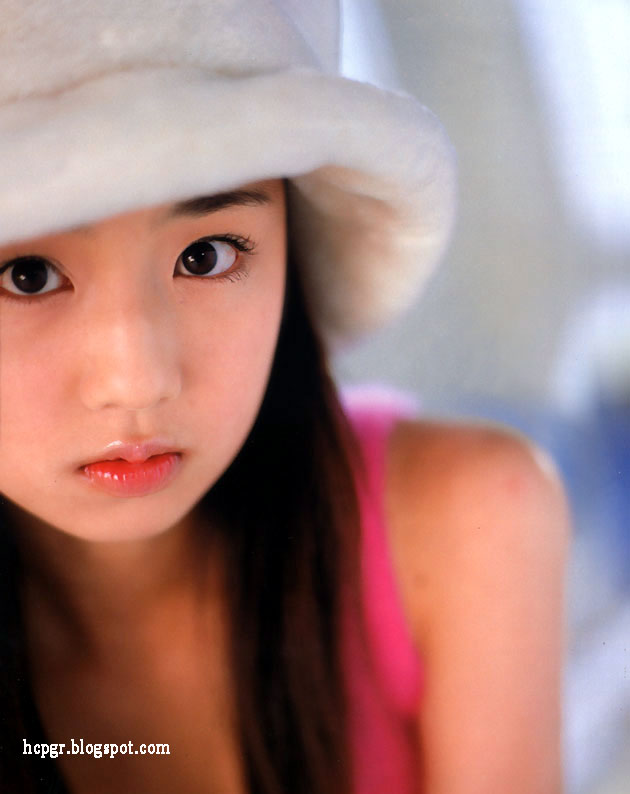 Yuko Ogura from japan