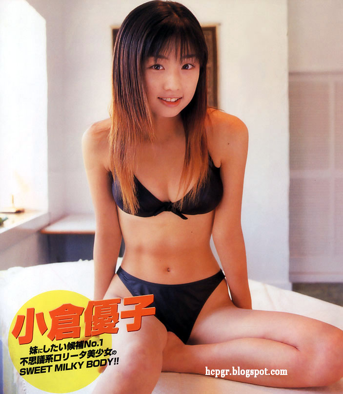 Yuko Ogura from japan