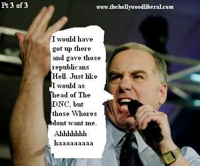 The only fighter out there 010605 Howard Dean
