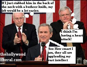 What they were saying after the State of the union 021305