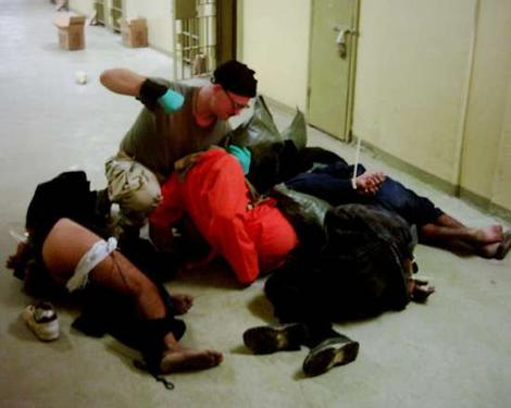 Heres what happens at Abu Gharib prison