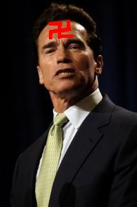 Arnold to hold a special election, thats the only way he can win 030205