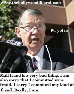 Congressman Cunningam guilty of wire fraud