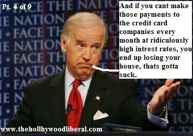 Joe Biden Senator from Delaware, Home of American Express, Visa, and Master Card 062005