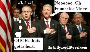 Bill Clinton gets it from the Republicans one more time. 042105