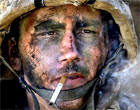 Marlboro Man Blake Miller home from Iraq