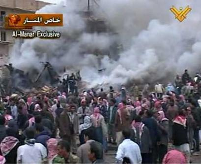 Suicide Bombers Hit Holy Iraqi Cities, 62 Dead from 12/20/04