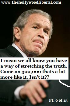 Bush has no help from Rove this time while answering questions