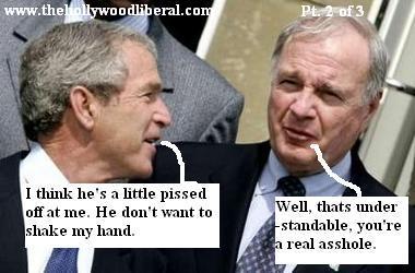 Bush Laughing