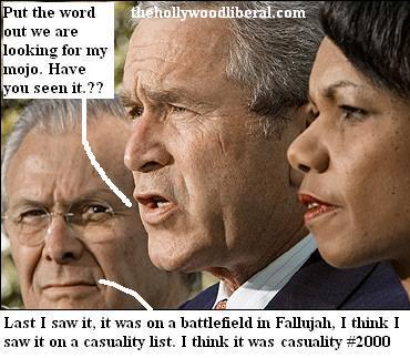 Bush, Condi, and Rummy