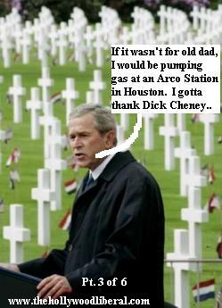 George W. Bush, hero of Europe, returns 050605