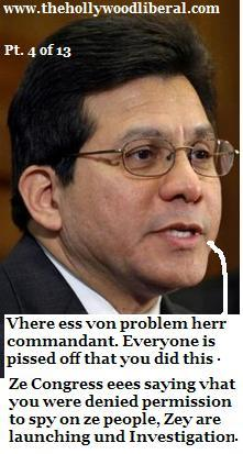 U.S. Attorney General Alberto Gonzalez