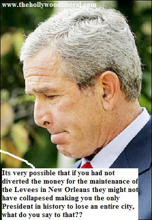 President Bush in washington looking tired