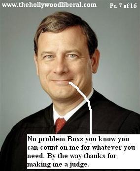 Judge John G. Roberts
