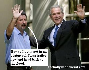 Rocky Vacerella wants 4 more years of Bush