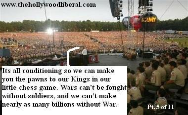 The Boy Scouts are a lot like the army, for a reason, bush speaks at Jamboree, at Fort AP Hill