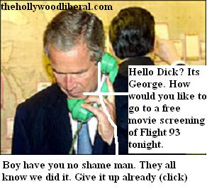 Bush makes a call