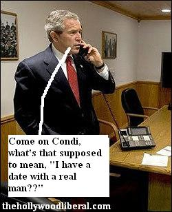 Bush on the hotline