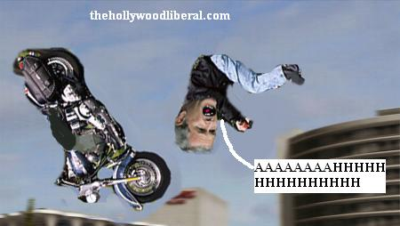 Bush speech Harley Davidson