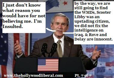 President Bush: We Do Not Torture in america