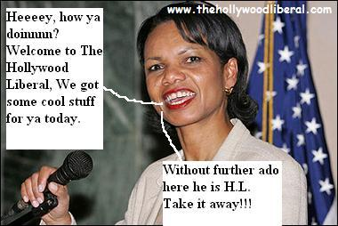 Condi Rice is H.Ls new M.C.052305