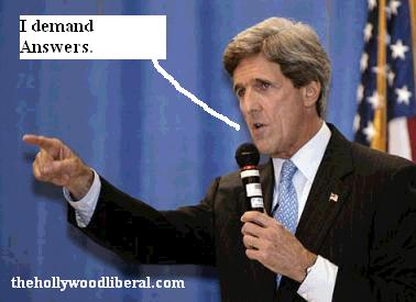 John Kerry wants to know whats going on