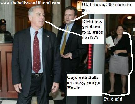 Harry Reid Minority leader learns a lesson from Howard Dean, how to say whats on your mind