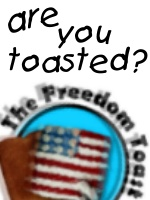 The Freedom Toast Logo