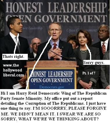 Harry Reid apologizes to Republicans again