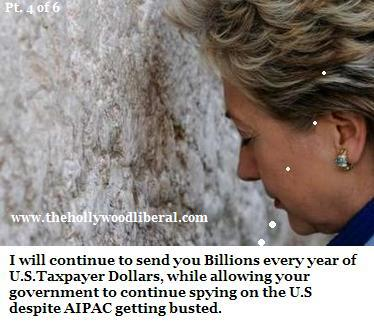 Hilary Clinton takes a moment to say a prayer