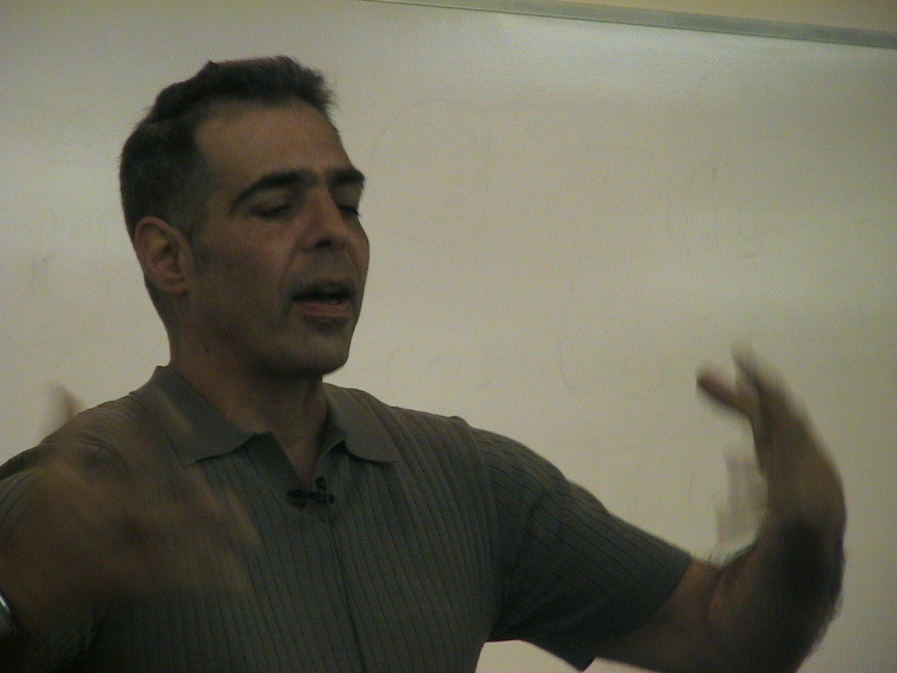 Justin Raimondo at Whittier Law School March 15, 2005