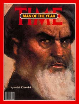 Last and least on the chart of evil its The Old Ayatollah himself Khomeni 12/21/04
