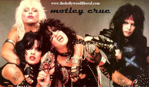 Motley Crue takes on the government