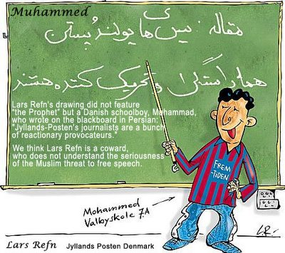 cartoons muhammad