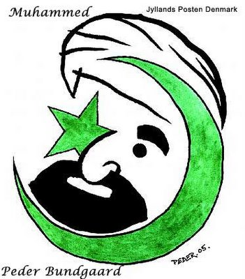 cartoon mohammad