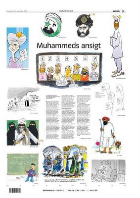 mohammad cartoon