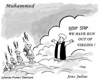 muhamad cartoon