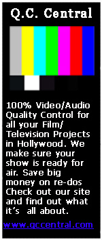 Video Post Production in Hollywood
