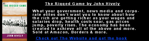 The Rigged Game byJohn Hively