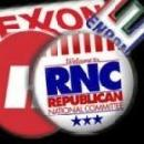 Republican National Committee button