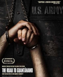 Movie Poster The Road to Guantanamo