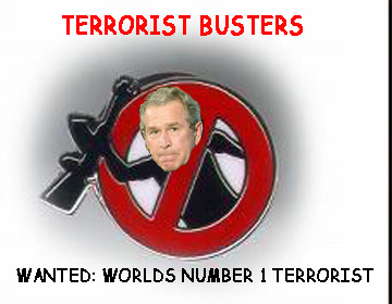 Who ya gonna call...terrorist busters